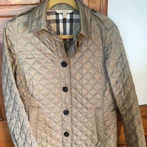 NWOT Burberry Brit ashurst jacket in Large L
